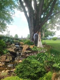 Sycamore Farm - Frazier-Wickersham Wedding 01