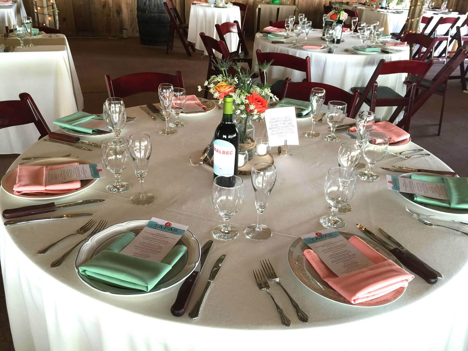 ... Luxury Barn Wedding Table Settings & Luxury Barn Wedding Table Settings u2013 Wedding
